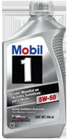 Mobil 1 5W-50 Image
