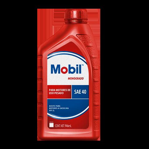 MOBIL MONOGRADO 40 Image